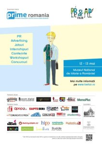 Bucuresti internship 2011 PR advertising